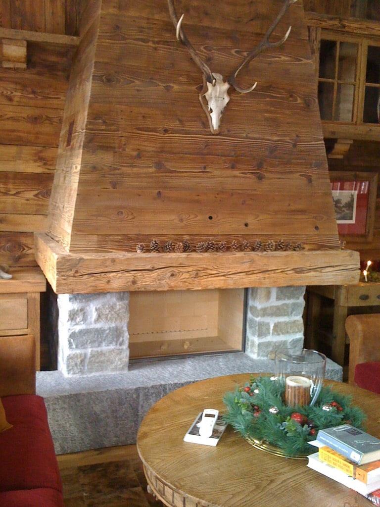 Home Et Foyer En Valais : Exemples d installation et création de cheminées dans un