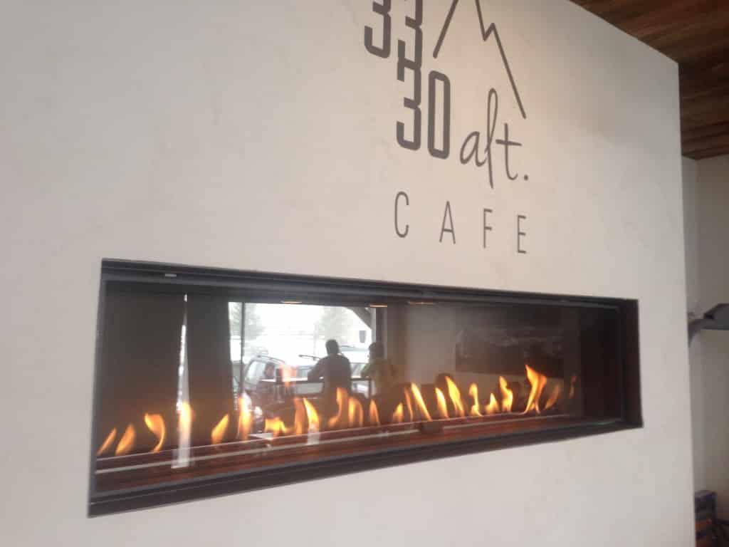 chemin e gaz avec double br leur haute nendaz art feu. Black Bedroom Furniture Sets. Home Design Ideas