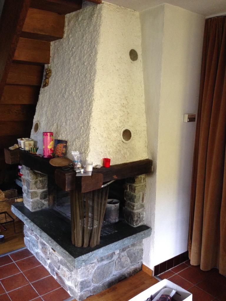 Transformation avec r cup rateur de chaleur salvan art feu - Recuperateur de chaleur foyer ouvert ...