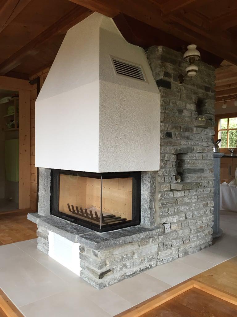 transformation d 39 un foyer ouvert aux diablerets art feu. Black Bedroom Furniture Sets. Home Design Ideas