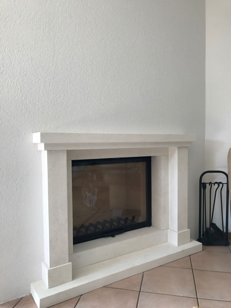 peinture pour pierre poreuse de chemine comment nettoyer et faire briller le granit with. Black Bedroom Furniture Sets. Home Design Ideas