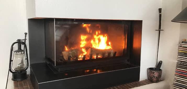 Exemples de transformation de cheminées - Art & Feu ...